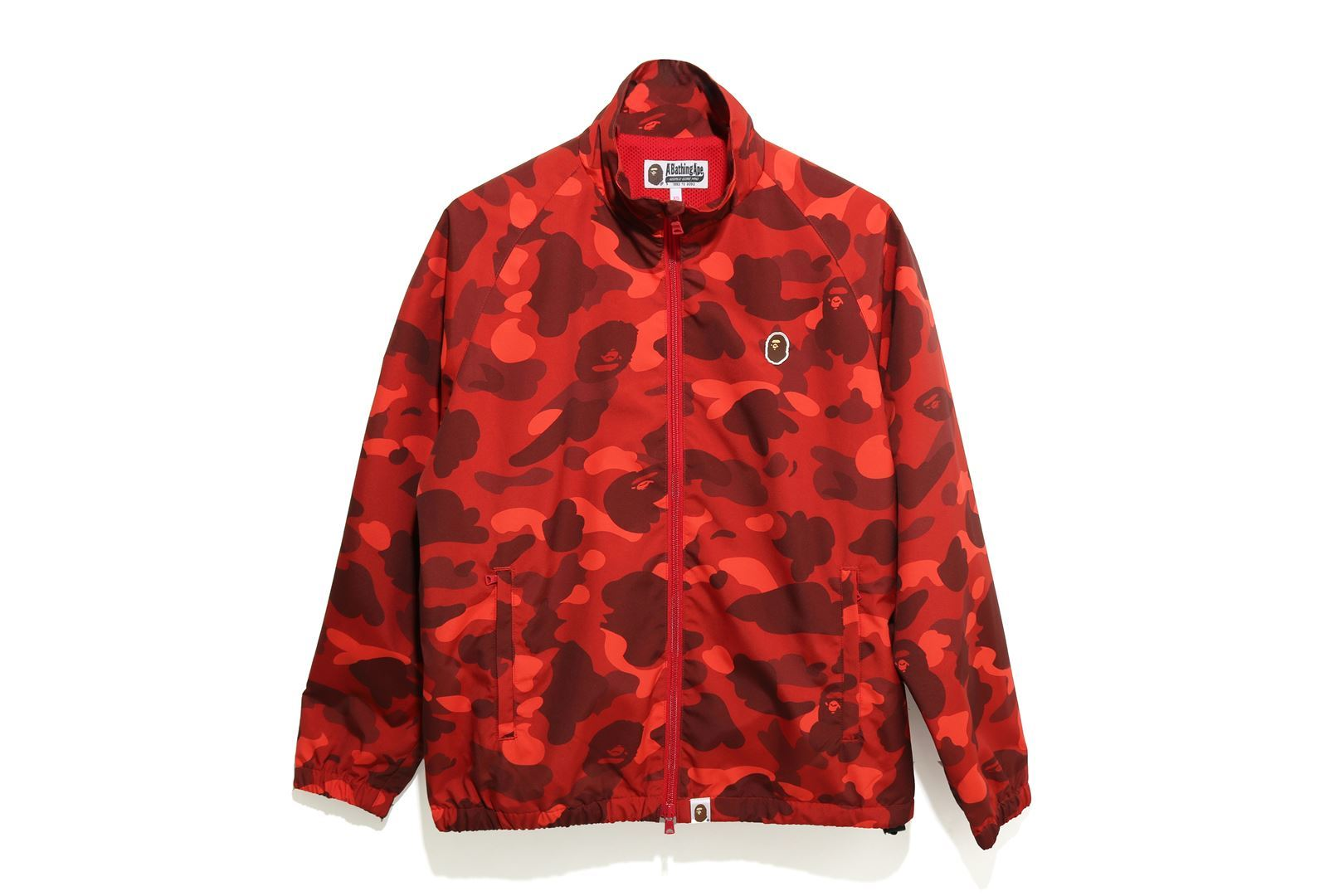 COLOR CAMO TRACK JACKET_a0174495_16131894.jpg