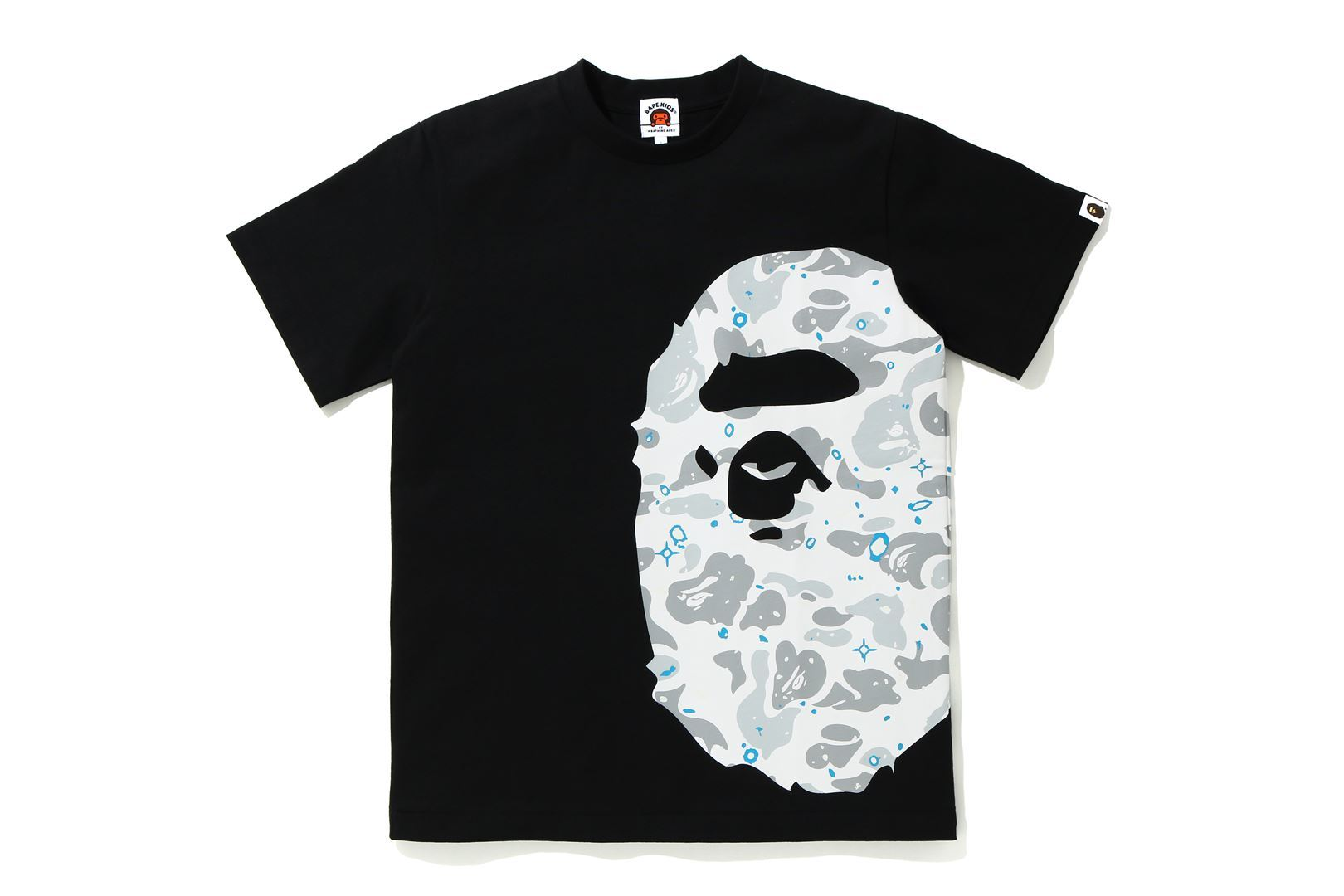 SPACE CAMO SIDE BIG APE HEAD TEE_a0174495_16503404.jpg