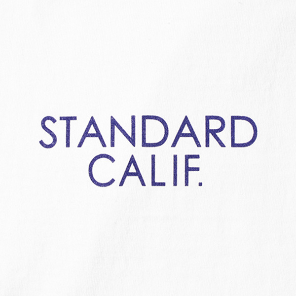 【DELIVERY】 STANDARD CALIFORNIA - Heavyweight T with Logo_a0076701_19464371.jpg