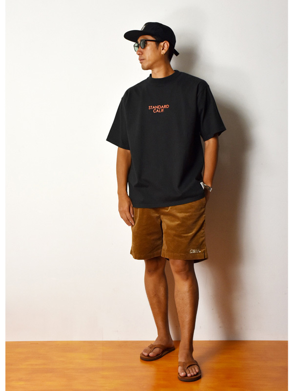 【DELIVERY】 STANDARD CALIFORNIA - Heavyweight T with Logo_a0076701_19470082.jpg