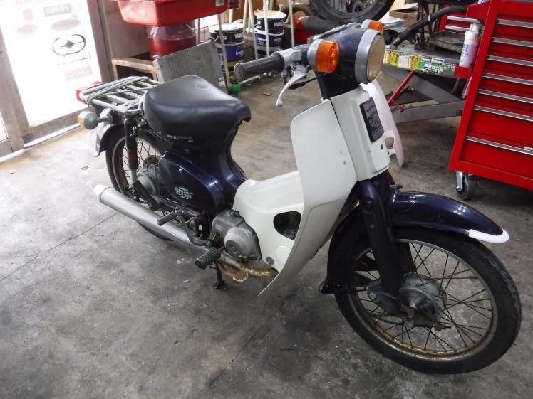 C90DX 不動車再生_e0157602_19234539.jpg