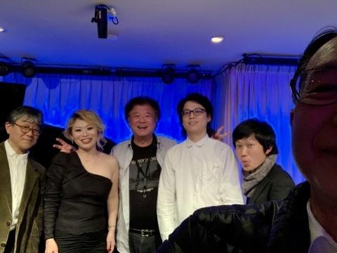 広島 Jazzlive Cominジャズライブカミン   本日土曜日のライブ_b0115606_11470890.jpeg