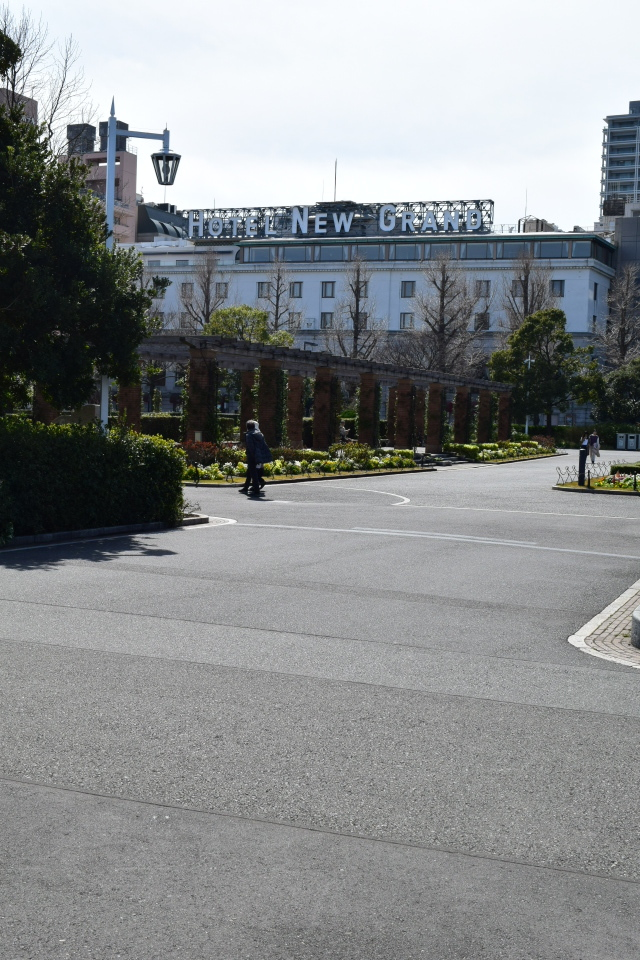 横浜市中区山下町のホテルニューグランド(昭和モダン建築再訪)_f0142606_11071092.jpg