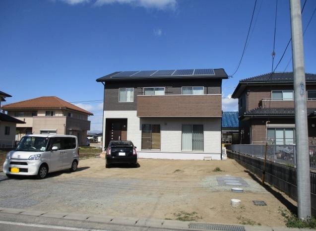 太田市で外構・エクステリア工事始まります!_e0361918_14152290.jpg