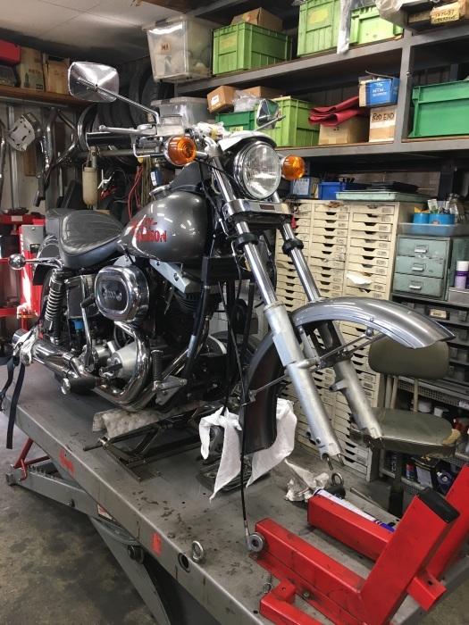 Spring Maintenance & Custom !!_b0160319_13194948.jpg