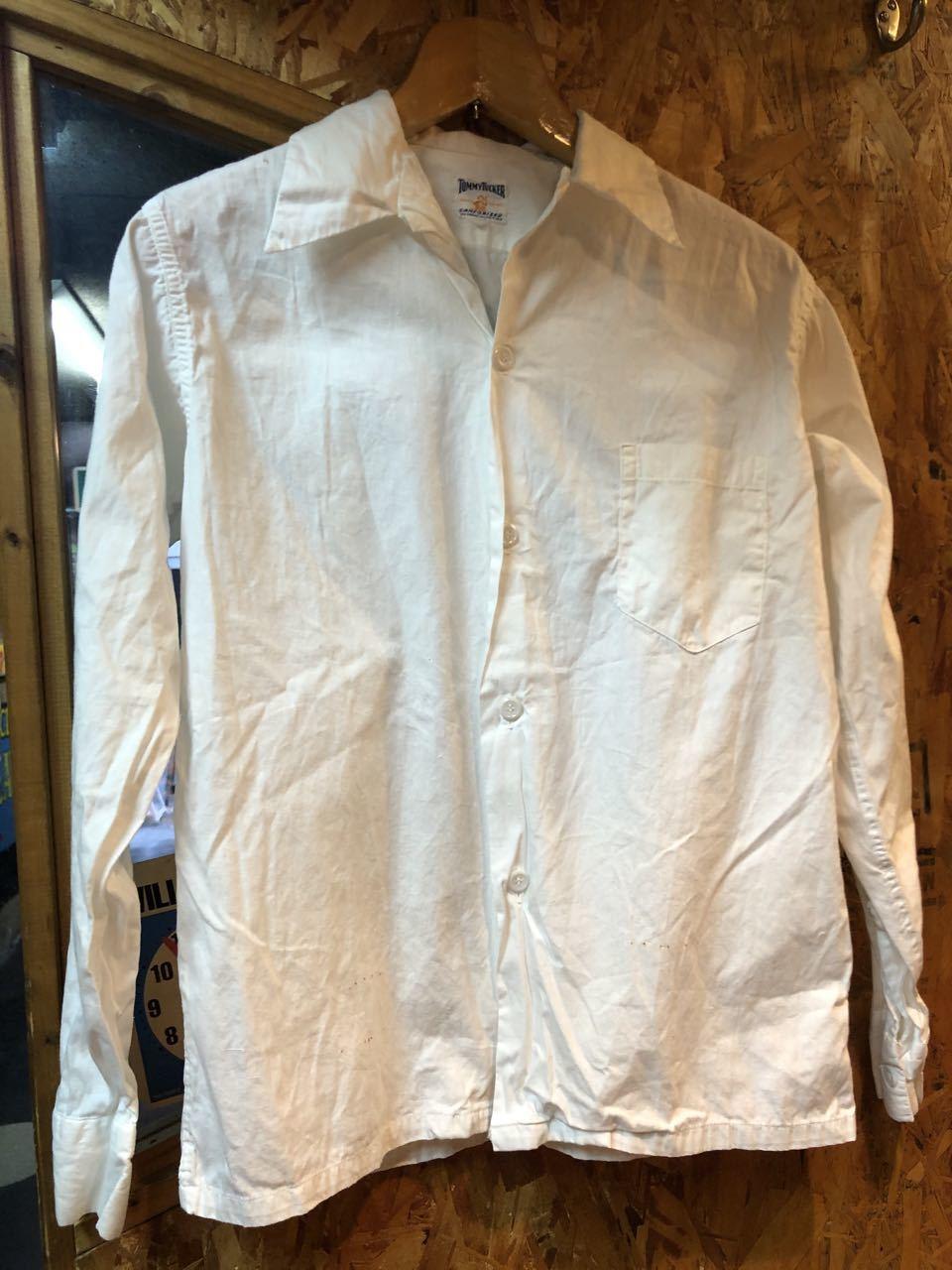 3月22日(日)入荷!50s オープンカラー ビンテージ Tommy Tucker  white shirts!_c0144020_18204152.jpg