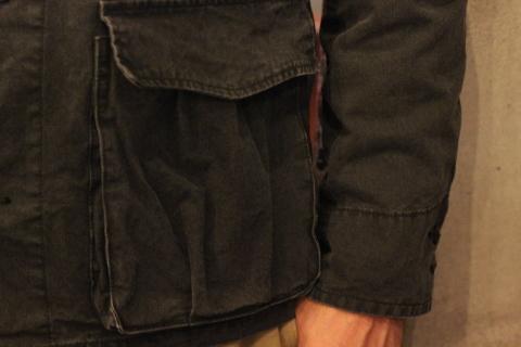 """「another 20th century」 独特なオーラを放つ\""""Coal Miner Jacket\"""" ご紹介_f0191324_08514478.jpg"""