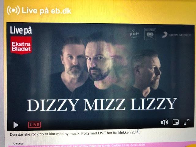 Dizzy Mizz Lizzy、新作発表!!_b0253226_08300023.jpg