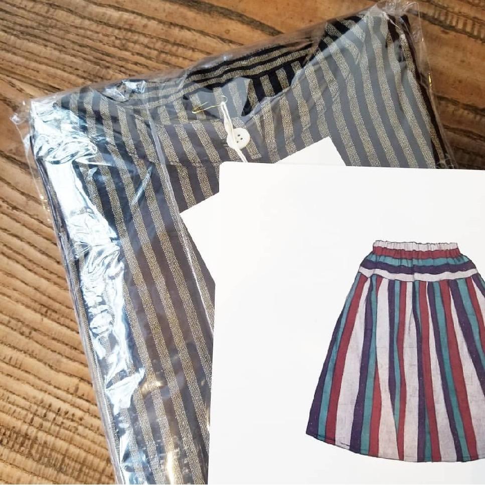 ヤンマの受注会でオーダー頂きましたお洋服が届きました_f0120026_12445985.jpg