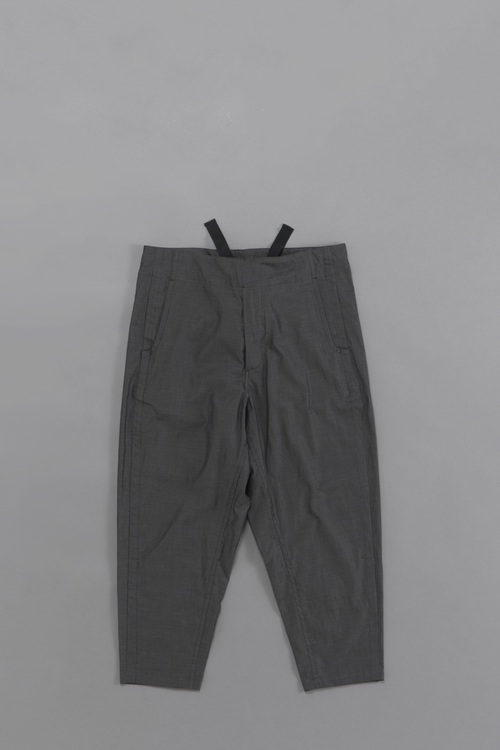 STYLE CRAFT WARDROBE PANTS #6 (CHARCOAL)_d0120442_20394592.jpg
