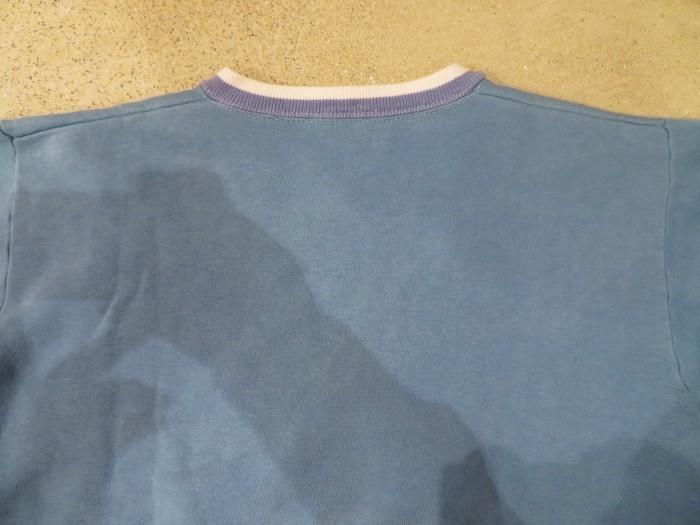 60\'s Champion S/S V-Neck Print Sweat ヴィンテージ  ランタグ スウェット  Vネック 半袖_e0187362_15443983.jpg