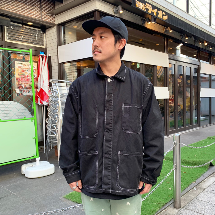 """Black Dyed Jacket\""_b0121563_15271579.jpeg"