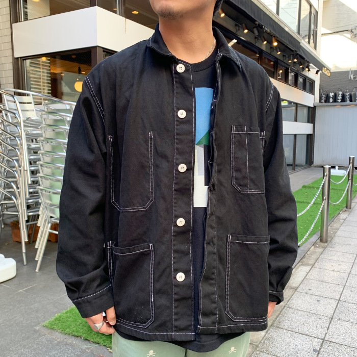 """Black Dyed Jacket\""_b0121563_15273317.jpeg"
