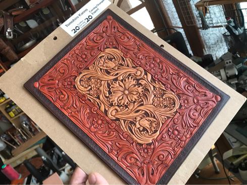 2020 Prescott Carving Contest 出品作品の製作過程(その3)_a0228364_14192581.jpg