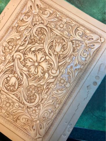 2020 Prescott Carving Contest 出品作品の製作過程(その3)_a0228364_14512306.jpg