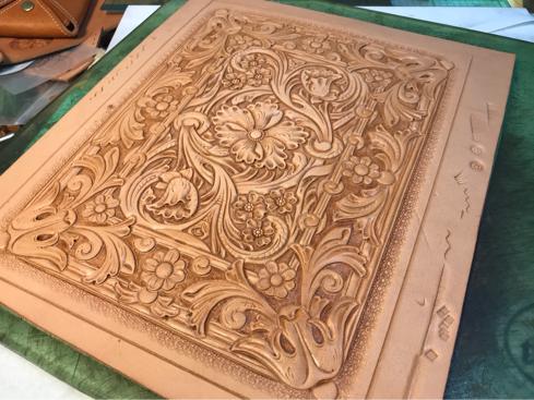 2020 Prescott Carving Contest 出品作品の製作過程(その3)_a0228364_14524245.jpg