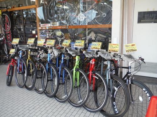 新生活に向けて、クロスバイクのご紹介・・・その2_b0332867_21050536.jpg