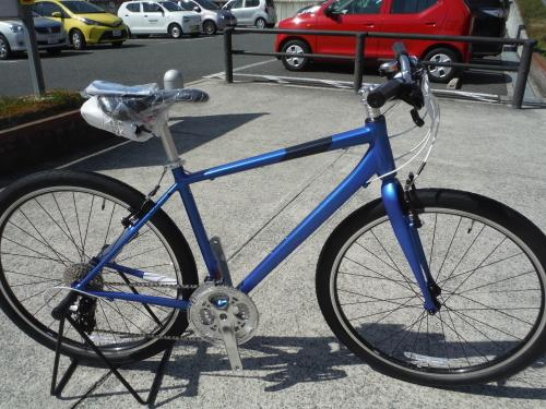 新生活に向けて、クロスバイクのご紹介・・・その2_b0332867_21070053.jpg