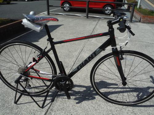 新生活に向けて、クロスバイクのご紹介・・・その2_b0332867_21151593.jpg