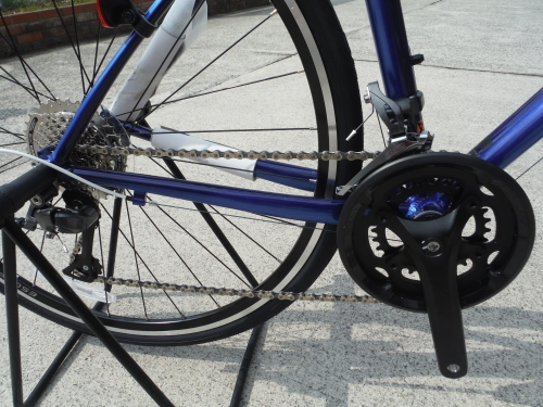 ドロップハンドルのクロスバイク『エスケープRドロップ』_b0332867_21504432.jpg