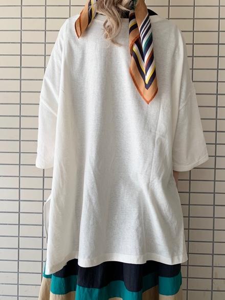 CHIGNONSTAR☆Girl print BIG T-SH☆彡_e0269968_16111979.jpg