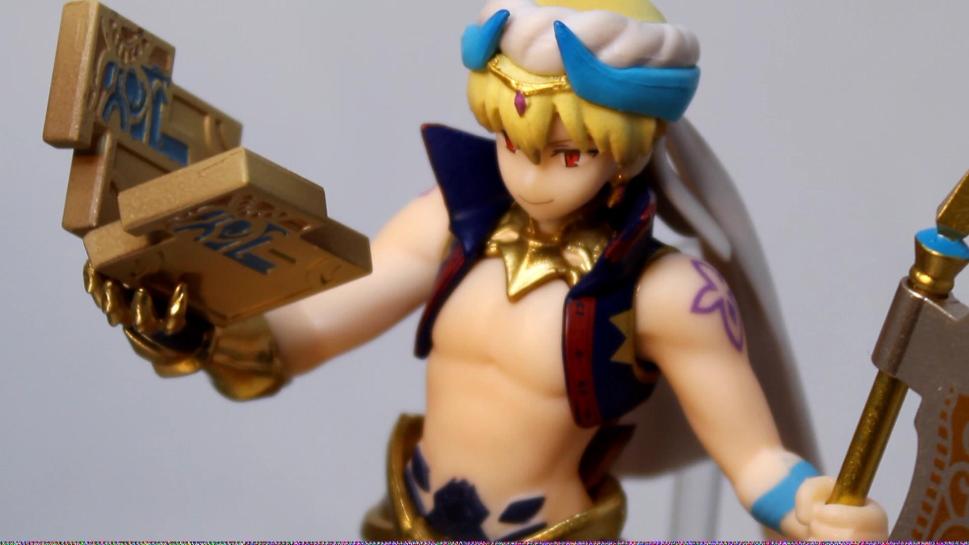 [Fate/Grand Order] Duel collection figure Vol.10 review(Unboxing ANIPLEX+) 絶対魔獣戦線バビロニアエレシュキガル イシュタル_e0251890_11295701.jpg
