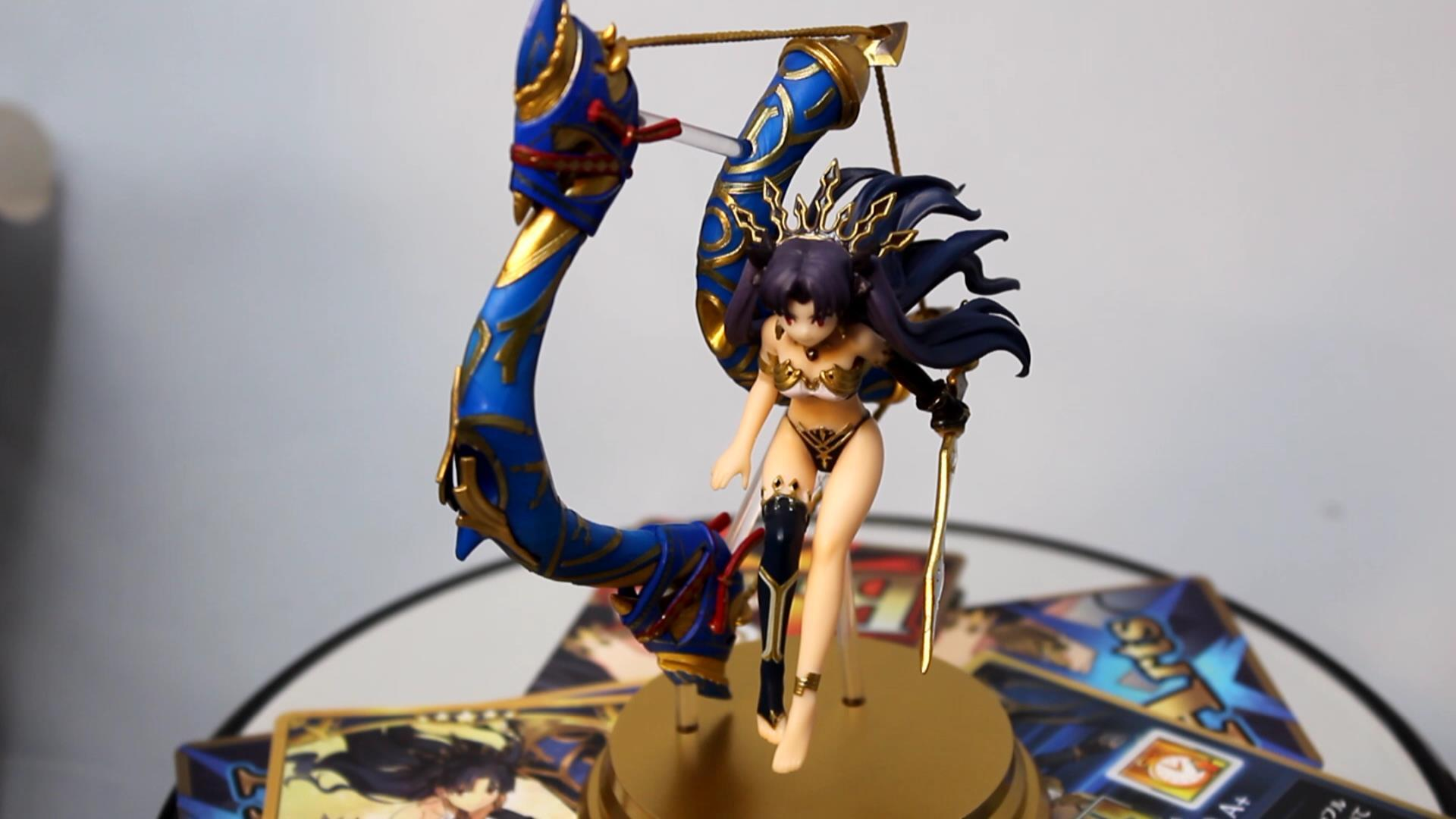 [Fate/Grand Order] Duel collection figure Vol.10 review(Unboxing ANIPLEX+) 絶対魔獣戦線バビロニアエレシュキガル イシュタル_e0251890_11300205.jpg