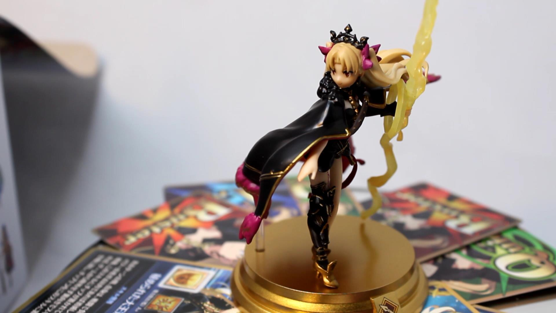 [Fate/Grand Order] Duel collection figure Vol.10 review(Unboxing ANIPLEX+) 絶対魔獣戦線バビロニアエレシュキガル イシュタル_e0251890_11300621.jpg