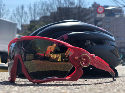 金栄堂サポート:日本大学自転車競技部・栗原悠選手 金栄堂Fact®インプレッション!_c0003493_10435417.jpg