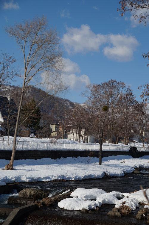 雪解け_d0162994_09034941.jpg