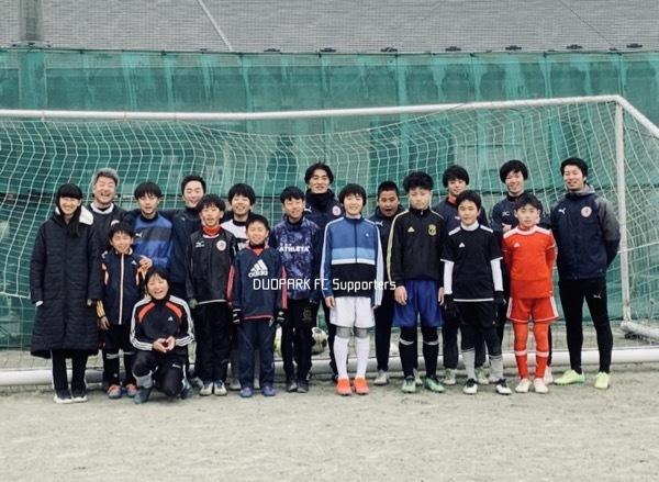 U-12 卒団イベント March 21, 2020_c0365198_10410850.jpg