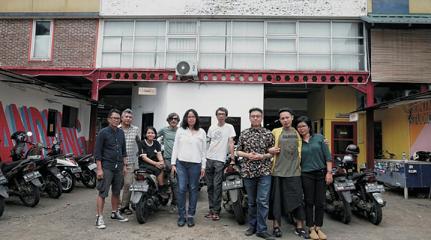 インタビュー: 2022年のドクメンタ15の芸術監督・インドネシアのルアンルパ @美術手帳(1/23)_a0054926_22281538.jpg