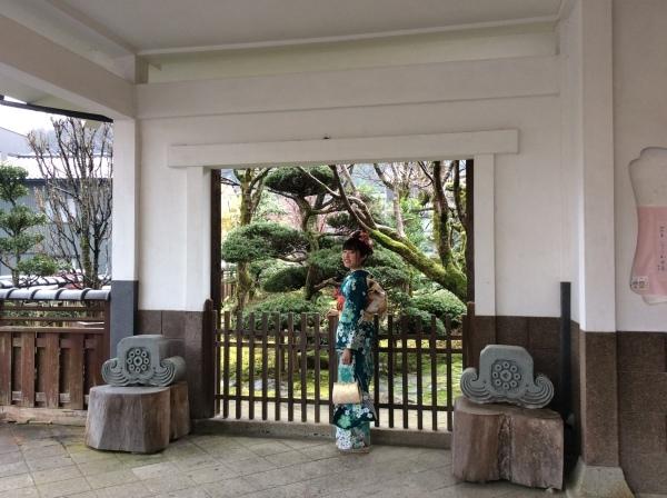 休館中「芭蕉の館」で成人式の前撮り撮影④_f0289632_21322815.jpg