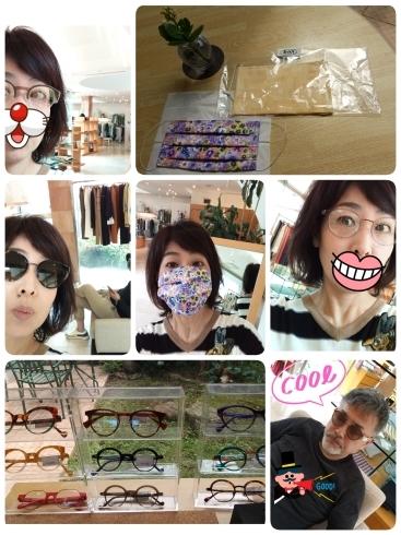 メガネとマスク_a0106637_12103679.jpg
