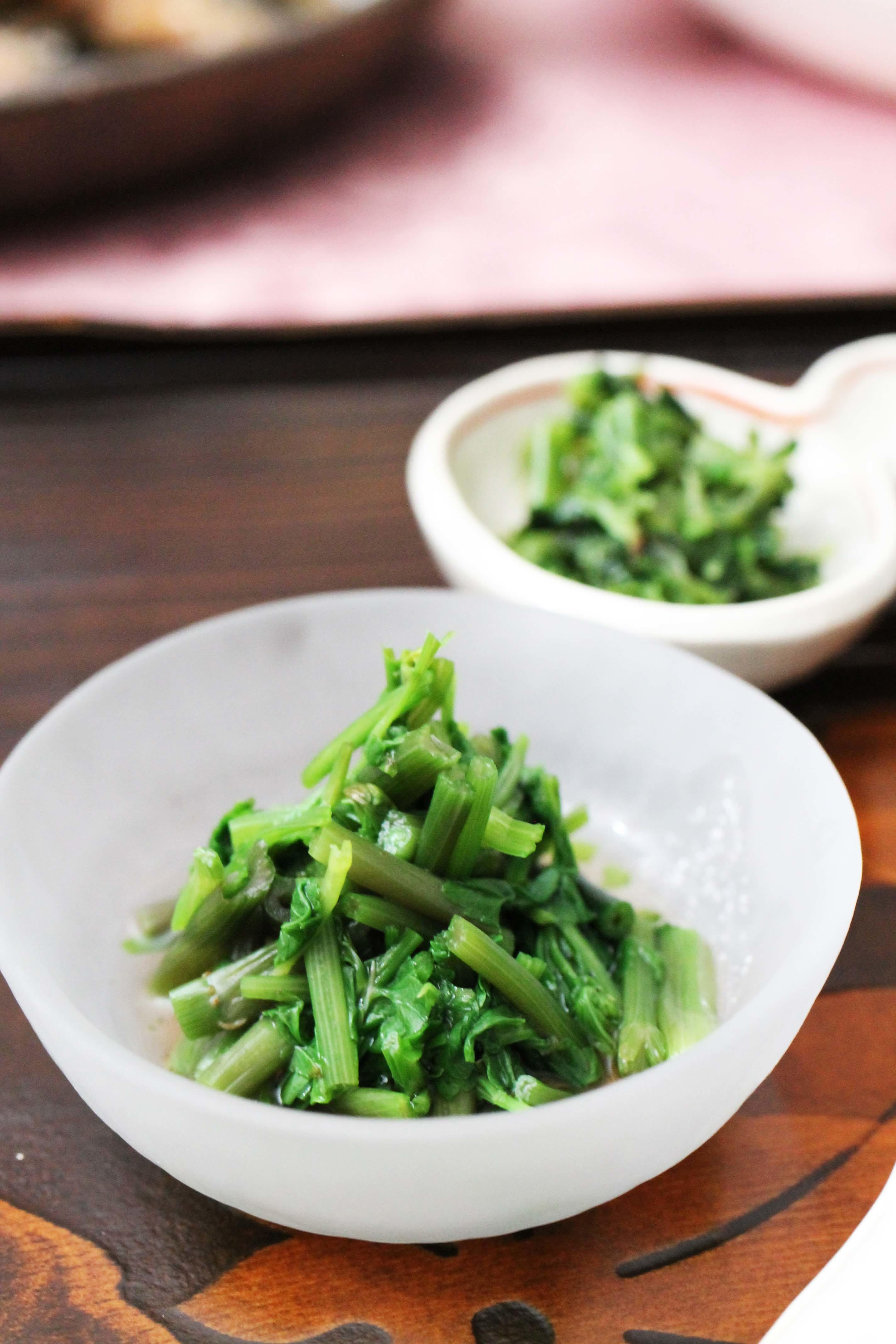 山菜と蕎麦_d0377645_00341433.jpg