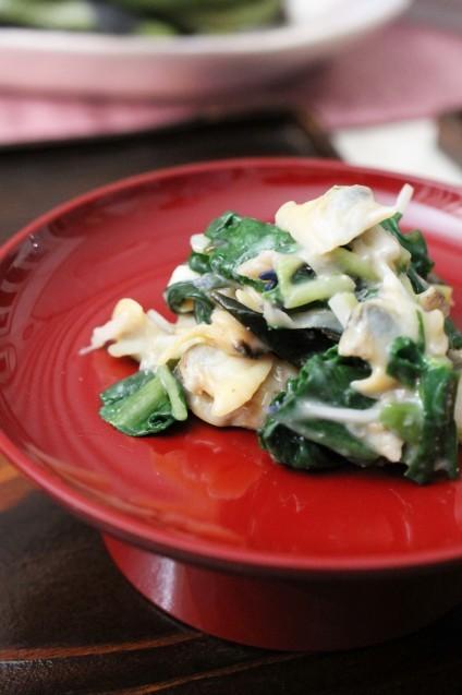 山菜と蕎麦_d0377645_00341808.jpg