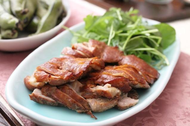山菜と蕎麦_d0377645_00342788.jpg