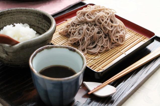 山菜と蕎麦_d0377645_00344032.jpg