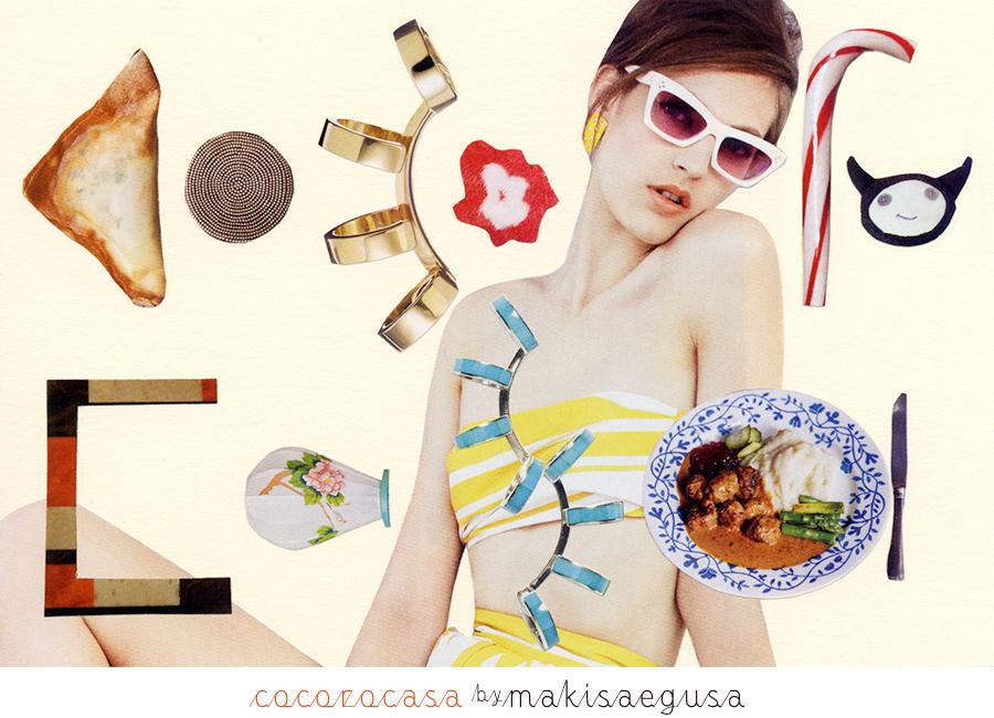 COLLAGE CARD #117 : cocoro casa「ココロ カーサ」_d0018646_13262011.jpg