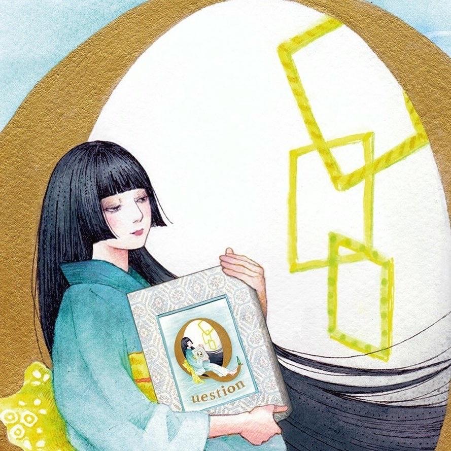 「イラストレーターが挑む寺山修司の言葉」展、もうすぐ終了_f0228652_15184561.jpeg