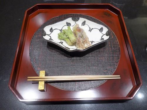 三田「日本料理 晴山」へ行く。_f0232060_2021487.jpg