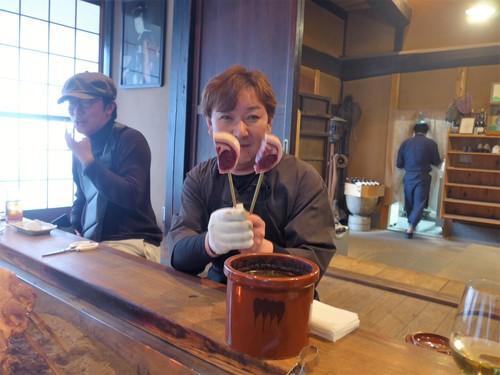 岐阜・瑞浪「柳家」へ行く。_f0232060_2105832.jpg