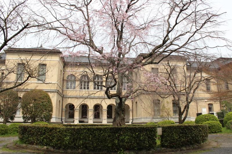 3月22日 有栖川宮旧邸の枝垂桜_a0023466_16221703.jpg