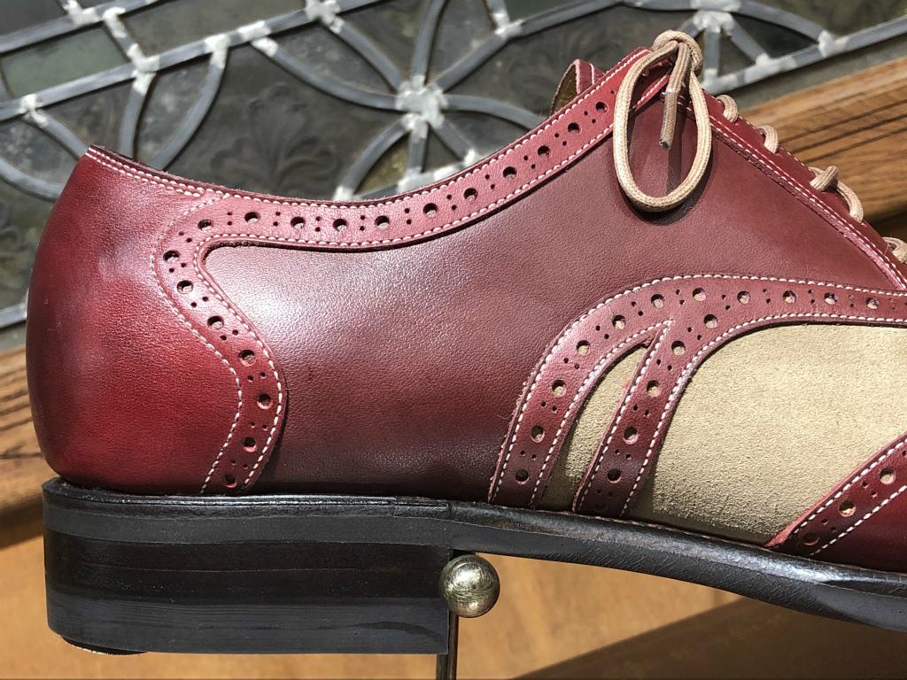 ブログ『トリコロールの靴~先染めと言う技。。。手段?』_b0365069_17455132.jpg
