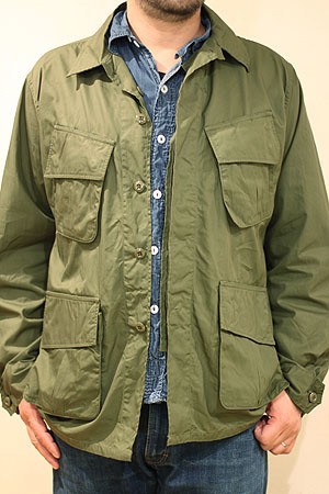 JUNGLE FATIGUE JKT。_e0186470_19110759.jpg
