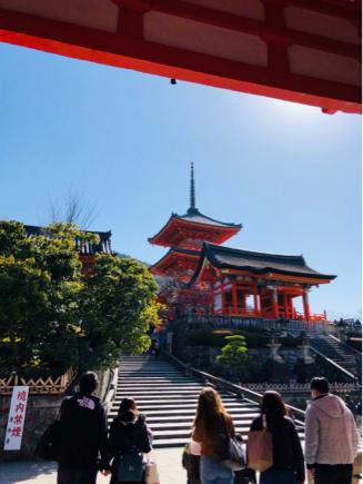 京都旅③~憧れの伏見稲荷と金閣寺_e0078071_20081369.jpg