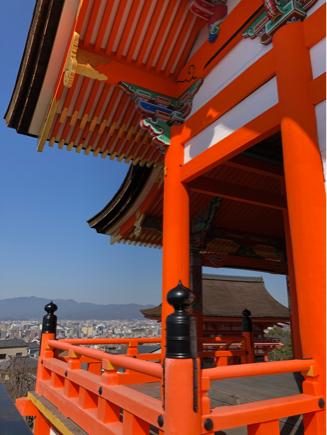 京都旅③~憧れの伏見稲荷と金閣寺_e0078071_20081484.jpg