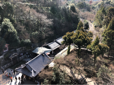 京都旅③~憧れの伏見稲荷と金閣寺_e0078071_20081944.jpg