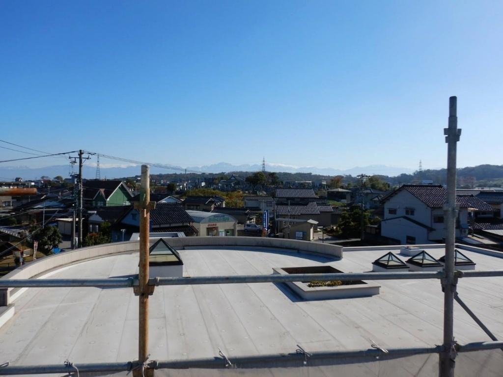 ■屋根防水・外壁シート養生■_e0188083_11282165.jpg