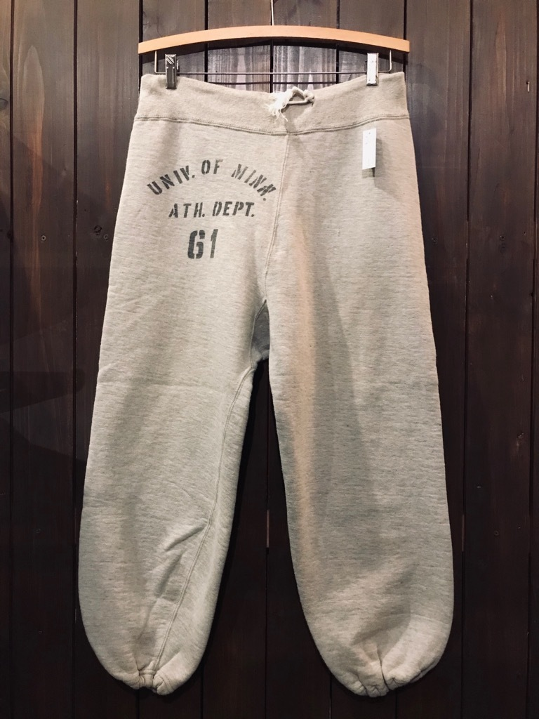 マグネッツ神戸店 3/25(水)Vintage Bottoms入荷! #3 Athletic Bottoms!!!_c0078587_14141315.jpg